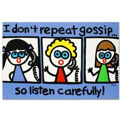 I Don't Repeat Gossip by Goldman, Todd