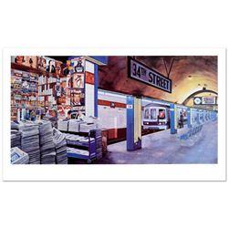 My Underground: 34th St Station by Keeley, Ken