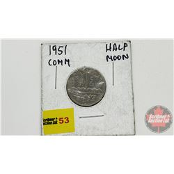 Canada Five Cent 1751-1951 Half Moon (See Pic)