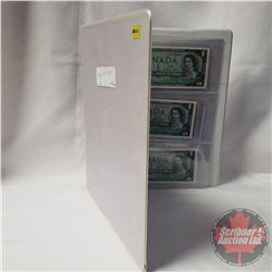 Canada $1 Bills 1967 Beattie/Rasminsky (5 Sequential) S/N#FP8794653/54/55/56/57