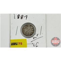 Canada Ten Cent 1887