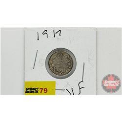 Canada Ten Cent 1917