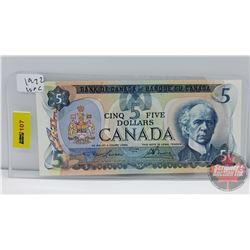 Canada $5 Bill 1979 Lawson/Bouey S/N#30360691404