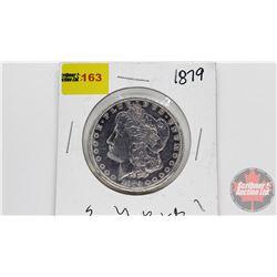 US Morgan Dollar 1879