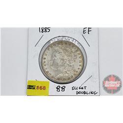 US Morgan Dollar 1885