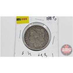 US Morgan Dollar 1887O