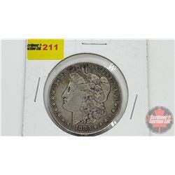 US Morgan Dollar 1883