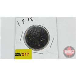 Half Penny Token Lower Canada 1812