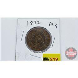 Province of Nova Scotia Half Penny Token 1832