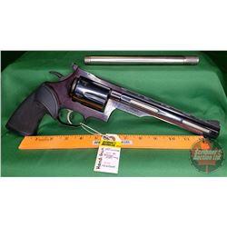 HANDGUN (R): Dan Wesson Model 40 - 357 Max Super Mag - Revolver (BBL 203mm) S/N#E003590