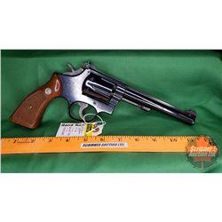 HANDGUN (R): Smith & Wesson Model 17-4 Revolver 22 LR CTG Revolver S/N#29K1794