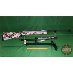 Air Rifle: Hatsan 33 Pink Camo .177 Break Action S/N#031308638 (No PAL Req'd)