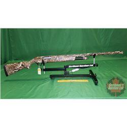 "Shotgun: New Surplus: Tristar Arms Cobra III Camo 12ga 3"" Pump S/N#KRP027860 (c/w extra choke tubes)"