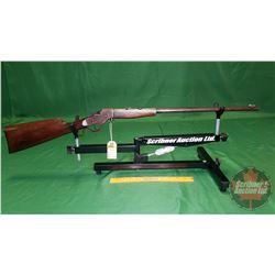 Rifle: J. Stevens A&T Co. Favorite 25cal Falling Block Lever Action S/N#Y0403