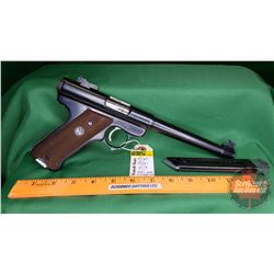 HANDGUN (R): Ruger Mark I Semi-Auto 22 LR S/N#16-50084