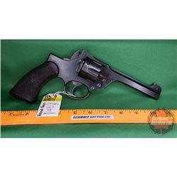 HANDGUN (R): Enfield No. 2 MK1 - 38 Revolver S/N#X5306