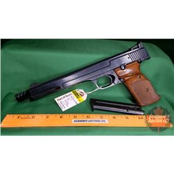 HANDGUN (R): Smith & Wesson Model 41 - 22 LR CTG Semi-Auto w/2 Mags S/N#A197184