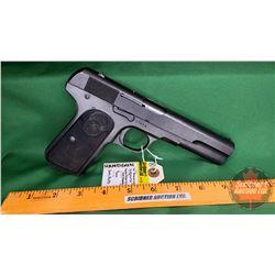 HANDGUN (R): FN Browning Husqvarna Vapenfabriks Aktiebolag 9mm Semi-Auto S/N#17583