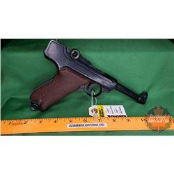 HANDGUN (R): Luger Erma LA 22 Semi Auto 22 LR S/N#00486