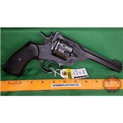 HANDGUN (R): Webley Mark VI Revolver .455 S/N#346461
