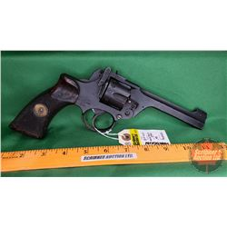 HANDGUN (R): Enfield No. 2 MK1 1940 Revolver .38 S/N#L5860