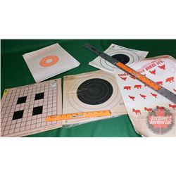 Variety of Paper Targets
