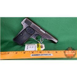 HANDGUN (PROHIB): FN Browning 1910 Semi-Auto 7mm S/N#516973