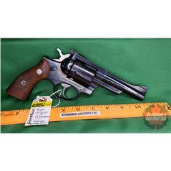 HANDGUN (PROHIB): Ruger Security-Six .357 Magnum Revolver S/N#15800102 BBL Length 102mm