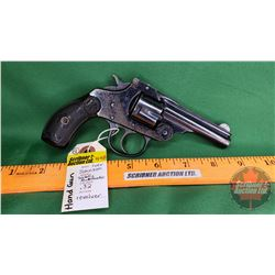 HANDGUN (PROHIB): Iver Johnson Safety Automatic .32 Revolver S/N#S74677