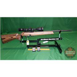 Rifle: Unfired Remington 597 Magnum .22 Win Mag Semi-Auto (c/w Simmons Scope, 3 Magazines & Box)