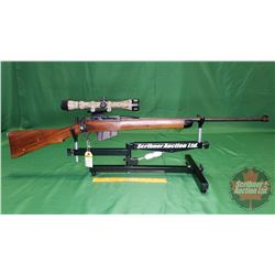 Rifle: Lee Enfield No 4 MK1 Sporter 303BR Bolt (c/w Simmons Scope) S/N#39L1146