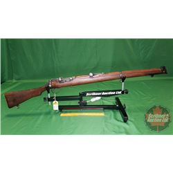 Rifle: Lee Enfield 303 BR SMLE BA 410 Bolt (GRI Ishapore 1933) S/N#41350 (No Clip)