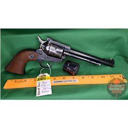 HANDGUN (R): Ruger Single-Six 22/22Mag Revolver S/N#521316