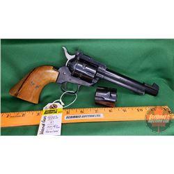 HANDGUN (R): Herbert Schmidt 21 Revolver 22/22Mag S/N#561357