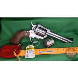 HANDGUN (R): Ruger New Model Single-Six 22/22Mag Revolver S/N#260-30184