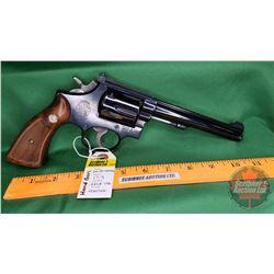 HANDGUN (R): Smith & Wesson 17-3 Revolver 22 LR CTG S/N#8K72260
