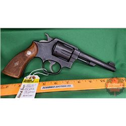 HANDGUN (R): Smith & Wesson Military and Police .38 Special Revolver S/N#V504794