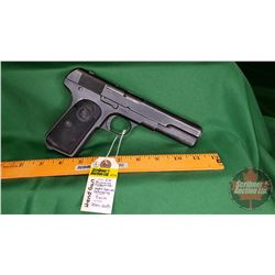 HANDGUN (R): FN Browning Husqvarna Vapenfabriks Aktiebolag 9mm Semi-Auto S/N#17845