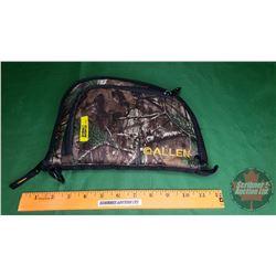 Allen Soft Shell Camo Hand Gun Case