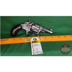 Antique Pistol: Wesson & Herrington .38 Revolver S/N#915 (No PAL Req'd) Rimfire