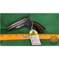 Antique Pistol: Sharps & Hankins 3C Pepperbox 32 Short RF Pepperbox S/N#12085 (No PAL Req'd)