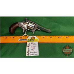 Antique Pistol: Hopkins & Allen XL No. 2 Revolver 32RF S/N#2772 (No PAL Req'd)