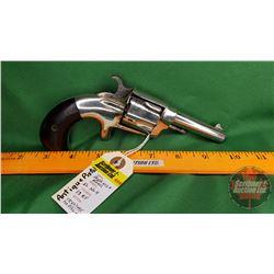 Antique Pistol: Hopkins & Allen XL No. 4 Revolver 38RF S/N#2306 (No PAL Req'd)