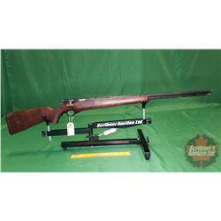 Rifle: O.F. Mossberg & Sons Inc 146B Bolt 22-S-LR
