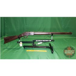 Rifle: Winchester 1873 Lever Action 44WCF S/N#271345B