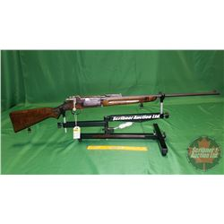 Rifle: Danish Krag 1923 Bolt Action 6.5 x 55 S/N#22708