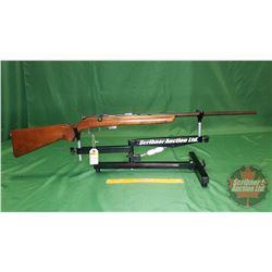 Rifle: B.S.A. Sportsman - Five 22LR Bolt S/N#KB37885