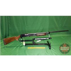 "Shotgun: Winchester 25 Pump 12ga 2-3/4"" S/N#81609"