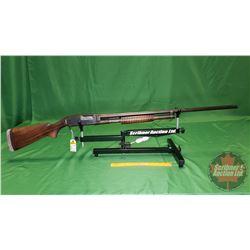 "Shotgun: Winchester Model 12 Pump 12ga 2-3/4"" (Damaged Tube) S/N#881273"