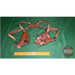 Leather Shoulder Gun Holster